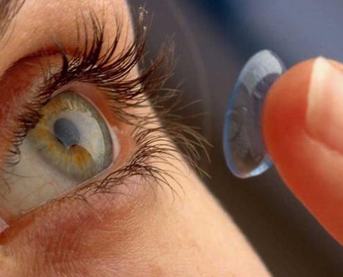 خرید لنز چشم لنز چشم | لنز طبی | 09127306039