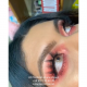 لنز عسلی خاکی لنز شو | لنز چشم | لنز طبی | 09127306039